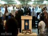 Служба в Православном храме им. Серафима Саровского